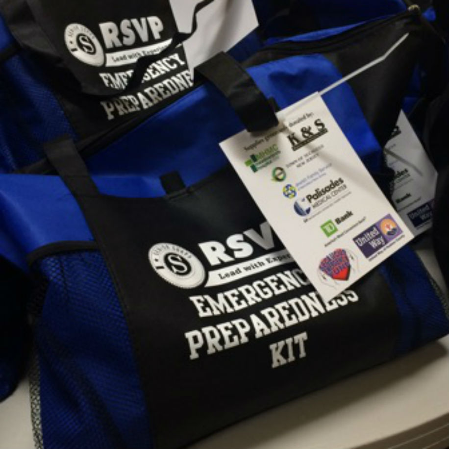 New Jersey Seniors Prepare Disaster Kits for Neighbors