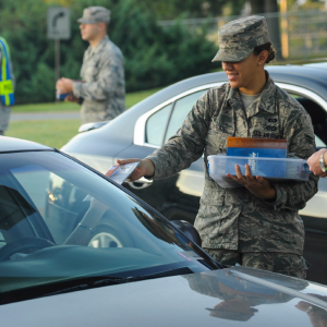 Little Rock Air Force Base Launches Its First PrepareAthon! Into Flight