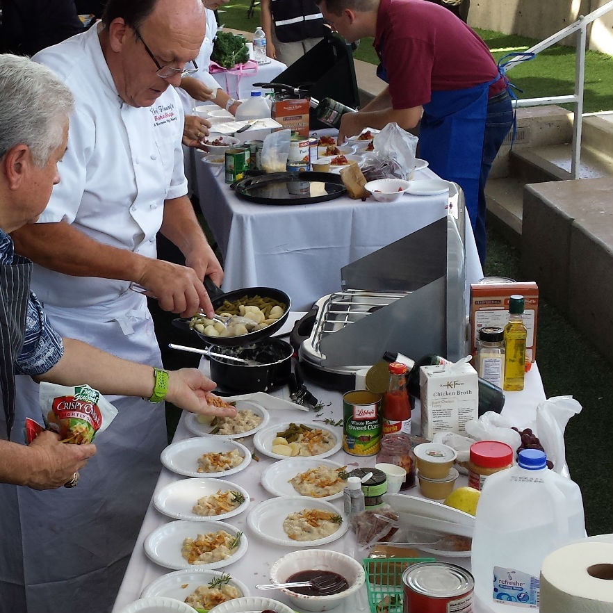 Government Leaders and Volunteers Compete in Southern Nevada's Second Annual Emergency Kit Cook-Off